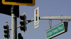 red light ticket california cost 3 cities have traffic cameras on their radar the san diego union