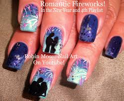 robin moses nail art december 2015