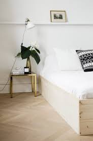 Low Beds by Minimal Bed Frame Kyoto Japanese Style Bed Low Beds Natural Bed