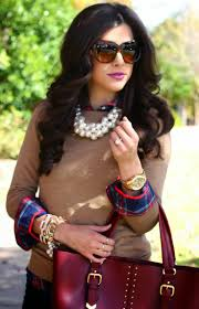 fashion pearls necklace images Insta glam pieces for a classier look glam radar jpg