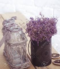 home decor flower rustic home decor provence style lavender bouquet of dried