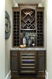 Under Cabinet Wine Fridge by Wine Rack For Cabinets U2013 Abce Us