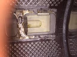filtre de lave linge nettoyer le filtre de vidange du lave linge bosch