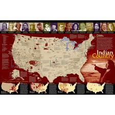 India Geography Map by Indian Country Wall Map National Geographic Store