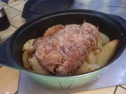 cuisine roti de veau cuisson du rôti de veau à la cocotte