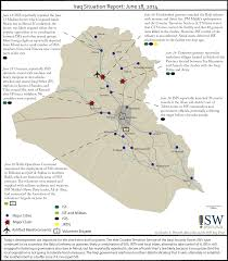 Iraq Province Map Yet Another War In Iraq Why Shouldn U0027t We Be Surprised U2013 Security