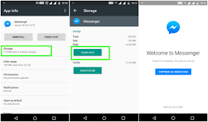 android log how to log out of messenger on android ubergizmo