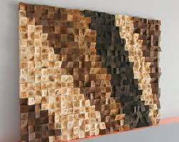rustic reclaimed wood wall wood wall sculpture by gbandwood