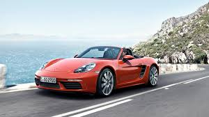 2016 porsche 718 boxster s review and test drive with price