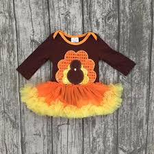 thanksgiving tutu baby children thanksgiving tutu romper infant toddler