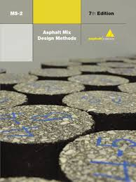 asphalt institute ms2 7th edition asphalt institute mix design