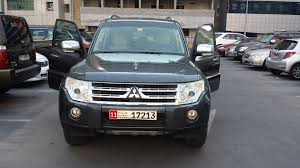mitsubishi pajero old model mitsubishi pajero 3 5 liters engine 2011 model grey color only