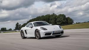 porsche car 2016 2016 porsche 718 cayman first drive review auto trader uk
