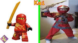 Lego Ninjago Halloween Costumes Lego Ninjago Characters