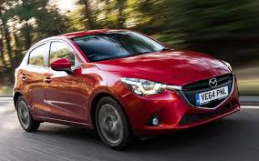 mazda small cars 2016 mazda2 review