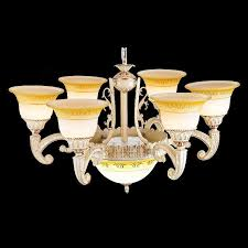 Shabby Chic Chandeliers by 9 Light Glass Shade Shabby Chic Chandeliers