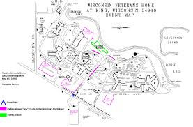Wisconsin City Map by Wisconsin Department Of Veterans Affairs Wisconsin Veterans Home