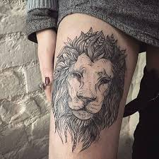 Thigh Tattoos - 25 best thigh ideas on feminine thigh