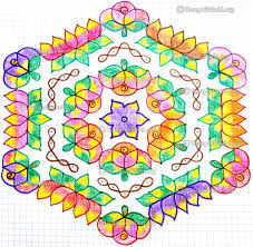 Gadapa Designs by Lotus Kolam Designs Gallery