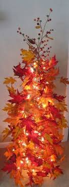 30 thanksgiving tree decoration ideas