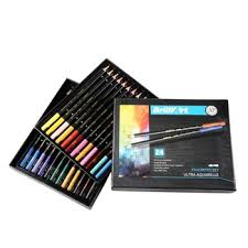 prismacolor watercolor pencils watercolour pencils 72 tin prismacolor watercolor pencils 12 buy