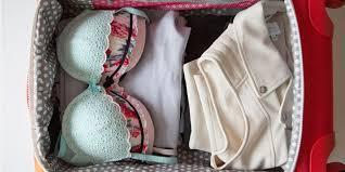 20 genius space saving hacks for packing your suitcase