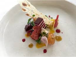 qama cuisine hungrygowhere on we review spago at marinabaysands