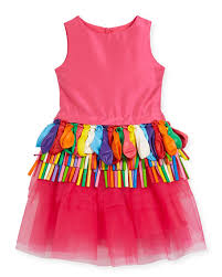 balloon dress charabia sleeveless tulle balloon dress size 2 4 and matching items