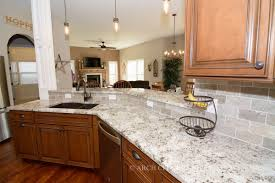 best white paint for maple cabinets white granite color paired with medium maple cabinets and