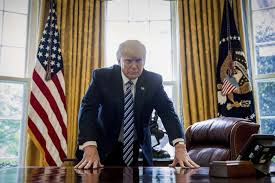 trump in oval office trump is not winning with ceo style as president san francisco