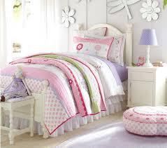 Simple Kids Bedroom Designs Ruffle Bed Skirt Pottery Barn Kids