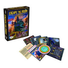 amazon com escape the room stargazer u0027s manor board game amazon