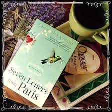 samantha verant seven letters from paris is an october monthly