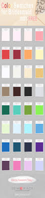 color swatches get free color swatches for wedding bridesmaid dresses gemgrace