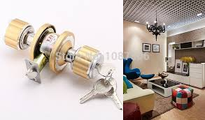 Bedroom Door Locks With Key Knob Picture More Detailed Picture About Free Shipping