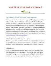 Email Sample Letter Template Templat