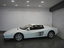 1993 ferrari ferrari testarossa rhd for sale in shipley motorhouse of shipley