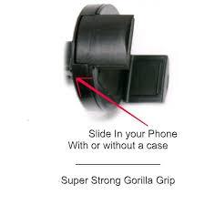 gp5500s iphone smartphone tripod mount adapter holder