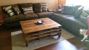 coffee table trendy cool homemade coffee tables table made from