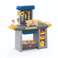 just like home workshop handyman workbench playset toys
