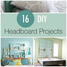 16 ways to make your own custom headboard u2013 home and garden