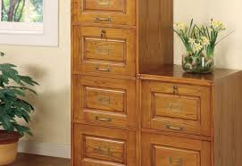 Vintage Oak Filing Cabinet Cabinet Thrilling Wooden File Cabinet Designs Pretty Wooden File