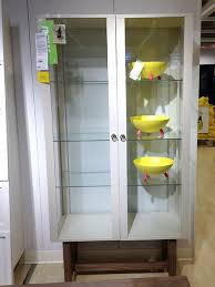 Ikea Stockholm Glass Door Cabinet Kitchen Design Ideas Glass Doors For A China Cabinet Cozy Cabinets