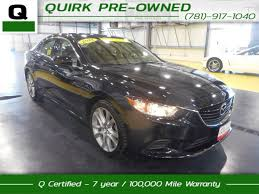 lexus dealer near quincy ma certified pre owned 2014 mazda mazda6 i touring 4dr car in
