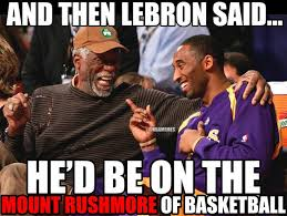 Funny Lakers Memes - nba memes on twitter bill russell and kobe bryant poke fun at