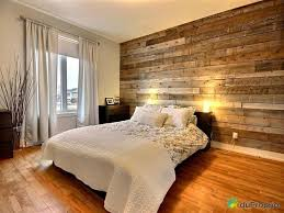 résultat de recherche d images pour mur en bois chambre