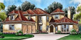 Tuscany Home Design Tuscan Floor Plans Archival Designs