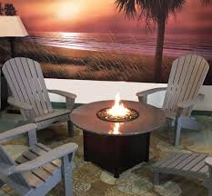 Outdoor Table With Firepit by Outdoor Heating U2013 Leisure Depot