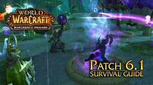 patch 6 1 survival guide youtube