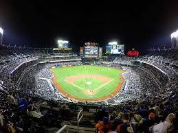 Citi Field Map The Beautiful Citi Field Stadium In New York Pic By